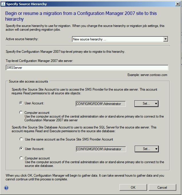 SCCM 2007 to SCCM 2012 Migration - Step by Step Guide - Part 2 (5/6)