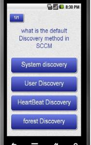 SCCM Interview Questions APP