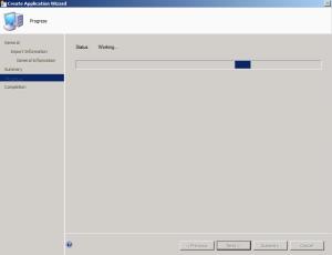 Create Application SCCM 4
