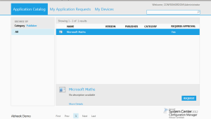 request Software 1