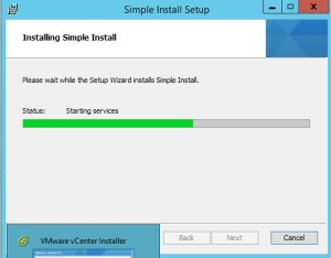 Vmware Vcenter Installation 10