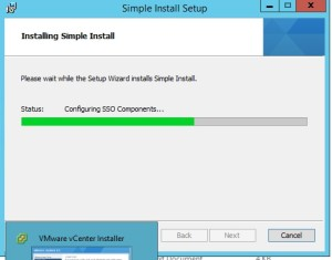 Vmware Vcenter Installation 11