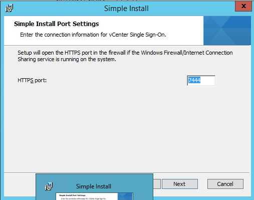 Vmware VCenter 5.5 Installation Step by Step (5/6)