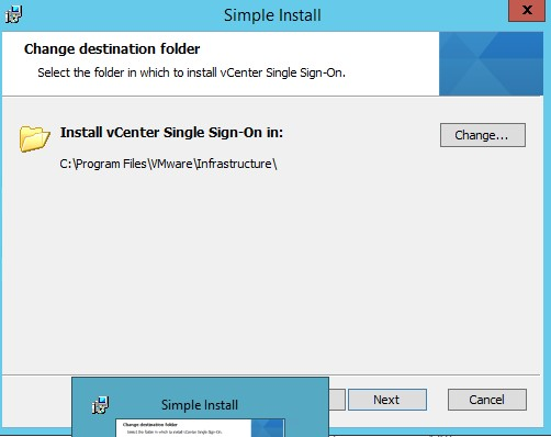 Vmware VCenter 5.5 Installation Step by Step (6/6)