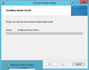 Vmware Vcenter Installation 9
