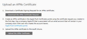 Manage IOS Devices Using Microsoft Intune